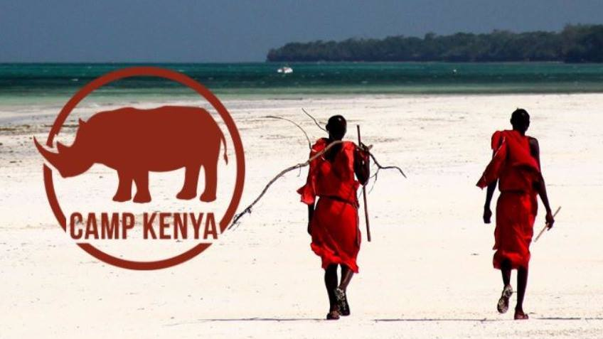 Kenya picture   with Logo